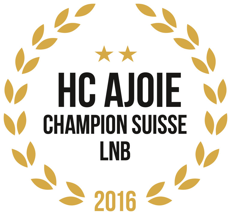 HCA label 2016 Or Noir