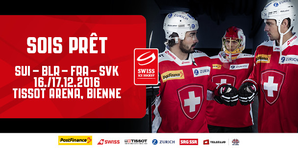 Swiss Ice Hockey Challenge 2016
