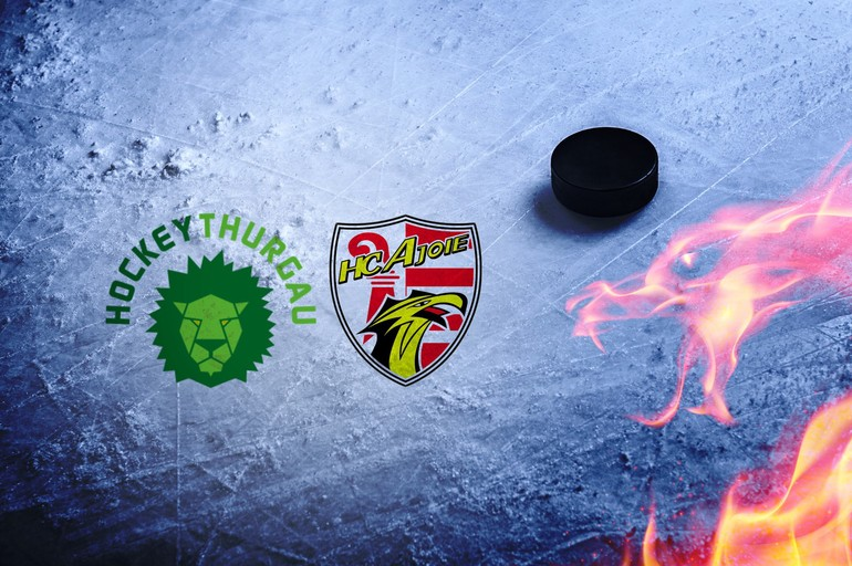 Hockey Thurgau vs HCA