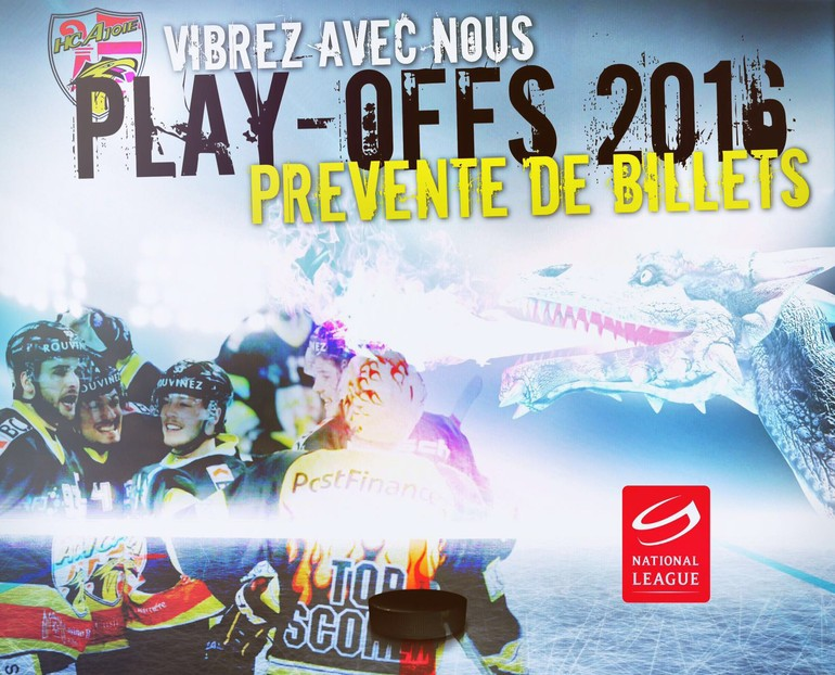 affiche play-off 2016