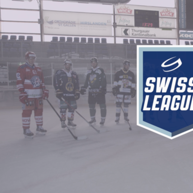 Swiss League intro