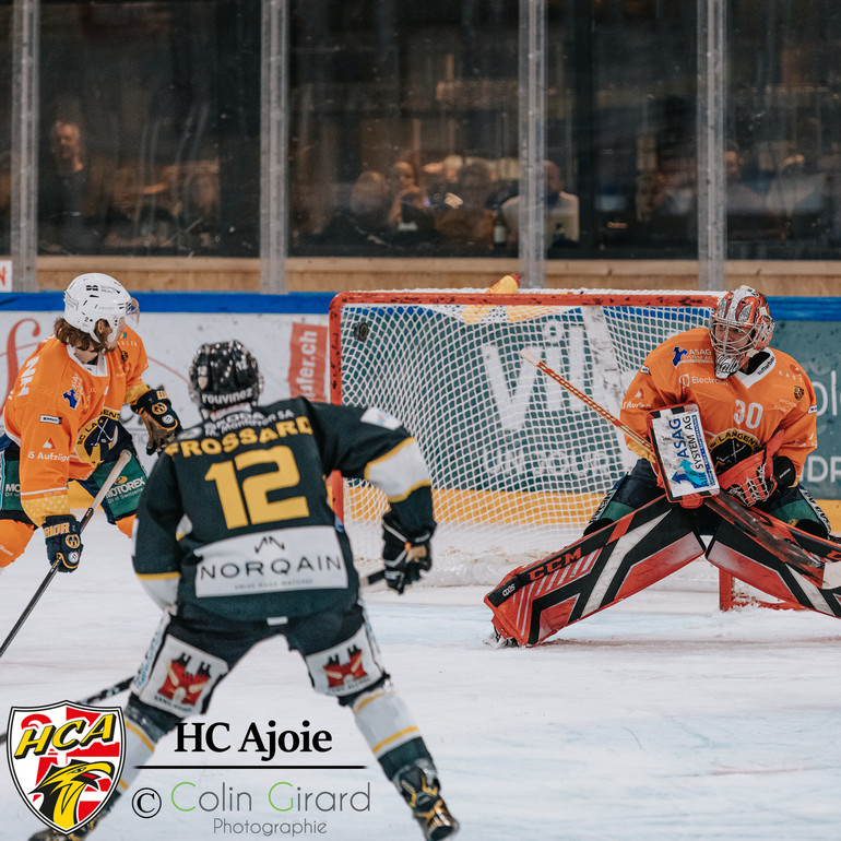 Ajoie - Langenthal 10.12.20