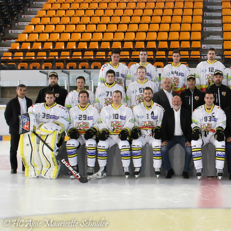 Photos officielles 2015-2016