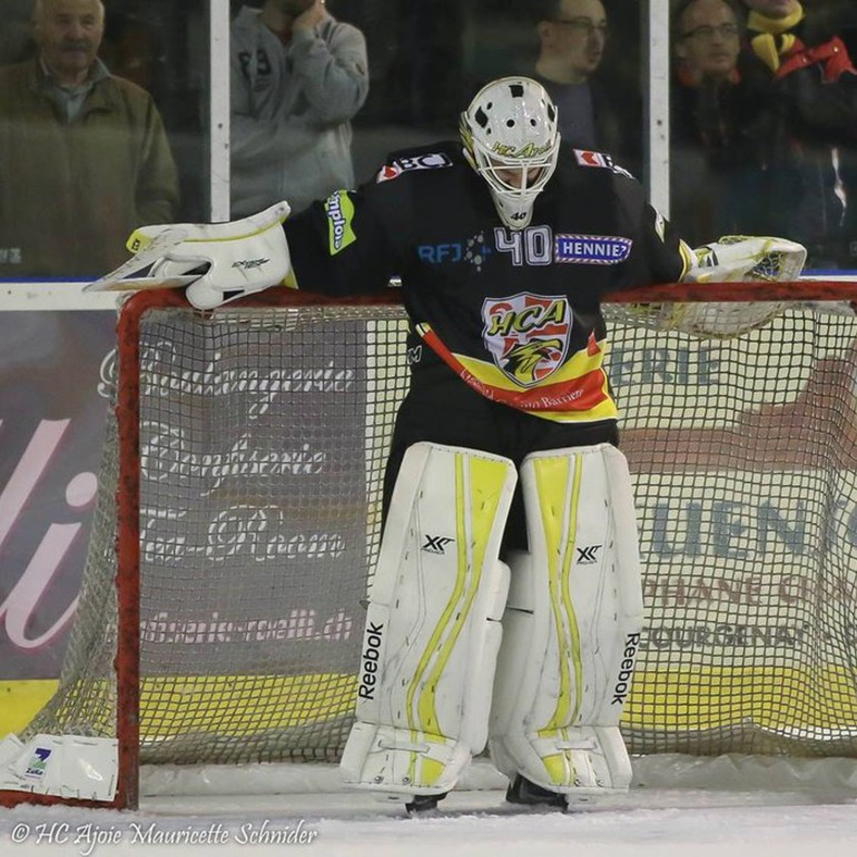 HC Ajoie - Rapperswil-Jona Lakers 5-2