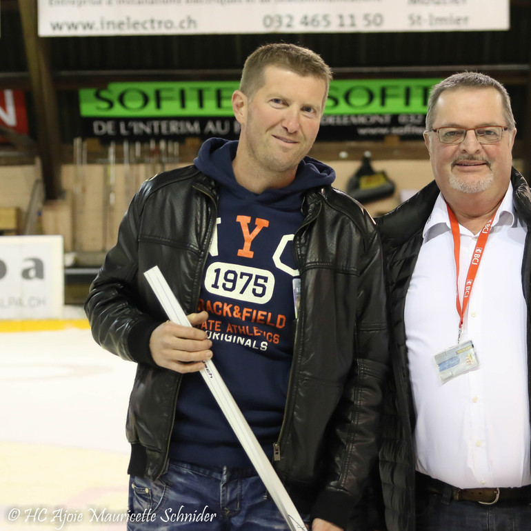 Ajoie - Langenthal 10.11.15
